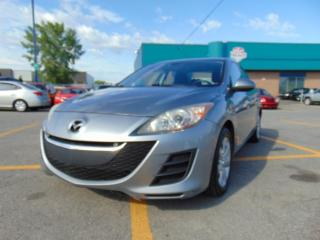 Used 2010 Mazda MAZDA3 Hayon 4 portes Sport, boîte automatique, for sale in St-Eustache, QC