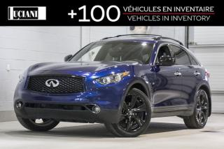 Used 2017 Infiniti QX70 2017 Infiniti QX70 - AWD Sport! 314$ au 2 semaines for sale in Montréal, QC