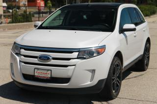 Used 2013 Ford Edge SEL CERTIFIED for sale in Waterloo, ON