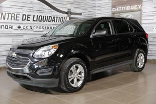 Used 2016 Chevrolet Equinox Ls+awd for sale in Laval, QC