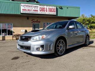 Used 2013 Subaru WRX STI CERTIFIED!!!!!! STI!!! for sale in Bolton, ON