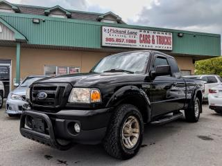 Used 2010 Ford Ranger SPORT for sale in Bolton, ON