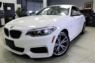 Used 2016 BMW M2 i xDrive JUST LANDED! ASK ABOUT FINANCING!!! for sale in Bolton, ON