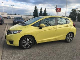 Used 2015 Honda Fit EX Sold Pending Customer Pick Up...Reverse Assist Camera, Bluetooth and More! for sale in Waterloo, ON