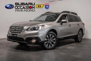 Used 2016 Subaru Outback Limited EyeSight NAVI+CUIR+TOIT.OUVRANT for sale in Boisbriand, QC