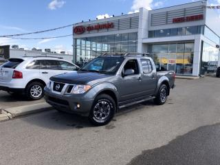Used 2018 Nissan Frontier Pro-4X for sale in Red Deer, AB