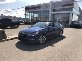 Used 2016 Kia Optima EX Tech for sale in Red Deer, AB