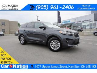 Used 2019 Kia Sorento 2.4L EX | LEATHER | 7 PASSENGER | REAR CAM | for sale in Hamilton, ON