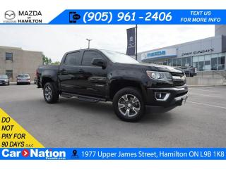 Used 2016 Chevrolet Colorado Z71 | REAR CAM | XM RADIO | TONNEAU COVER | BOSE for sale in Hamilton, ON