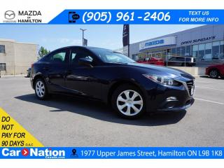 Used 2015 Mazda MAZDA3 GX | 6 SPEED | A/C | BLUETOOTH for sale in Hamilton, ON