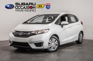 Used 2015 Honda Fit LX BLUETOOTH+A/C+GR.ELECTRIQUE for sale in Boisbriand, QC