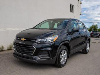 Used 2017 Chevrolet Trax LS AWD ÉCRAN TACTILE BLUETOOTH *CAMÉRA RECUL* for sale in St-Jérôme, QC