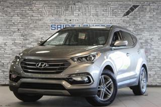 Used 2017 Hyundai Santa Fe Sport Premium*CAM*AWD*BLTH for sale in St-Laurent, QC