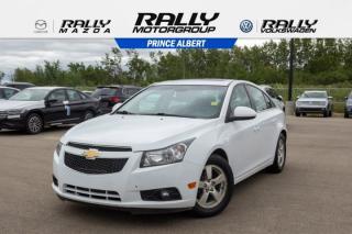 Used 2014 Chevrolet Cruze 2LT for sale in Prince Albert, SK