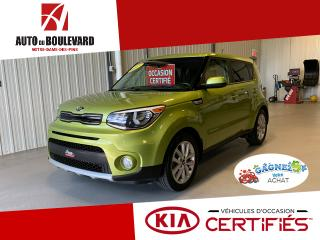 Used 2017 Kia Soul EX AUTO CAMÉRA SIEGES CHAUFF for sale in Notre-Dame-des-Pins, QC
