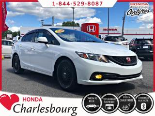 Used 2013 Honda Civic EX**TOIT OUVRANT**MANUEL** for sale in Charlesbourg, QC