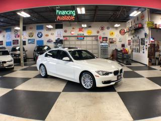 Used 2015 BMW 3 Series 328I X DRIVE NAVIGATION PKG AUT0 SUNROOF 104K for sale in North York, ON