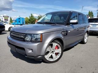 Used 2013 Land Rover Range Rover Sport 4WD 4dr SC for sale in Surrey, BC