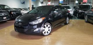 Used 2013 Hyundai Elantra 4dr Sdn Auto Limited w/Navi for sale in Toronto, ON