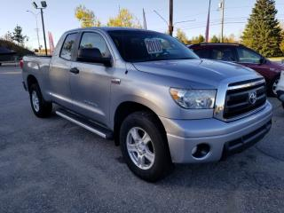 Used 2010 Toyota Tundra SR5 4X4 for sale in Mascouche, QC