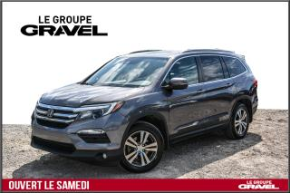 Used 2017 Honda Pilot EX-L RES - Dvd / Blueray - Cuir - Mags - for sale in Ile-des-Soeurs, QC