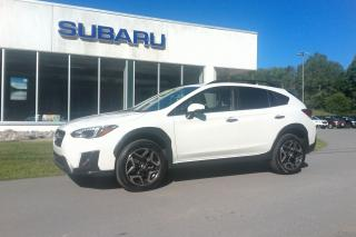 Used 2018 Subaru Crosstrek Limited with Eyesight for sale in Minden, ON