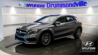 Used 2016 Mercedes-Benz GLA AMG + GARANTIE + MAGS + TOIT PANO + NAVI for sale in Drummondville, QC