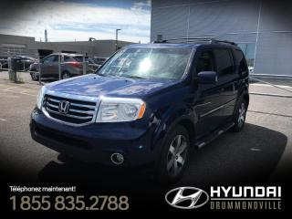 Used 2013 Honda Pilot TOURING + V6 AWD + 122 545 KM + MAGS + T for sale in Drummondville, QC