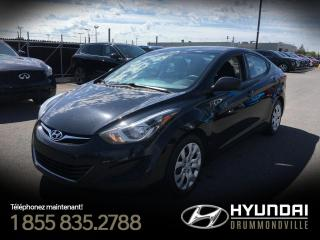 Used 2016 Hyundai Elantra GL + GARANTIE + BLUETOOTH + A/C + CRUISE for sale in Drummondville, QC