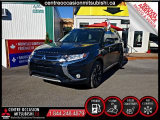 Used 2018 Mitsubishi Outlander SE S-AWC RECHARGEABLE for sale in Blainville, QC