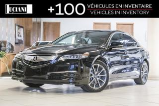 Used 2015 Acura TLX 2015 Acura TLX SH-AWD * Certified * 0.9% for sale in Montréal, QC