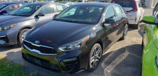 New 2020 Kia Forte EX Premium for sale in Owen Sound, ON