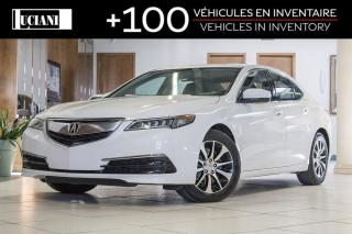 Used 2016 Acura TLX 2016 Acura TLX Tech * Certified * Warranty 7 Years for sale in Montréal, QC