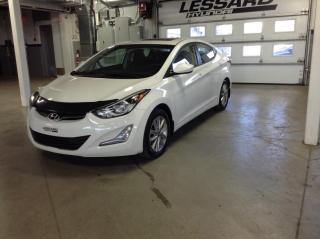 Used 2016 Hyundai Elantra Allure sport berline 4 portes BA for sale in Québec, QC