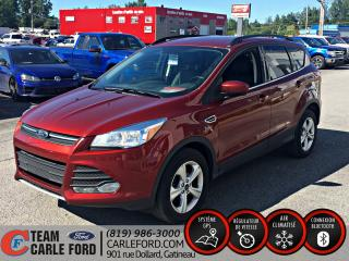 Used 2016 Ford Escape AWD SE NAV CUIR for sale in Gatineau, QC