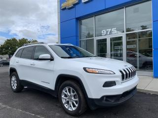 Used 2015 Jeep Cherokee 4x4 North for sale in Gatineau, QC