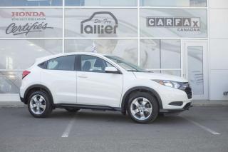 Used 2016 Honda HR-V LX AWD ***GARANTIE GLOBAL 28 JUIN 2020/1 for sale in Québec, QC