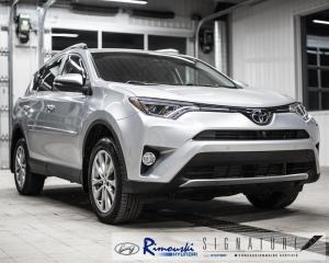 Used 2016 Toyota RAV4 Limited AWD chez Rimouski Hyundai for sale in Rimouski, QC