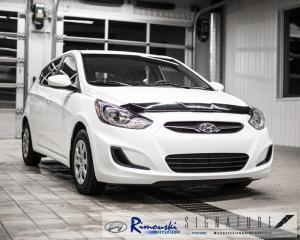 Used 2014 Hyundai Accent GL-5 chez Rimouski Hyundai for sale in Rimouski, QC
