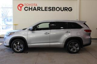 Used 2019 Toyota Highlander AWD limited for sale in Québec, QC