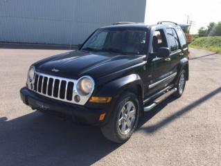 Used 2007 Jeep Liberty 4 RM, 4 portes, Sport for sale in Quebec, QC