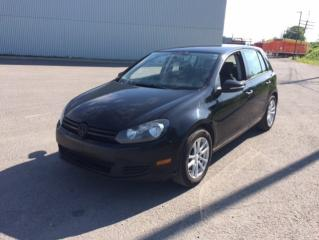 Used 2011 Volkswagen Golf e-Golf Hayon 5 portes, boîte manuelle Trendline for sale in Quebec, QC