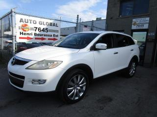 Used 2008 Mazda CX-9 AWD GT CUIR MAGS TOIT A/C for sale in Montréal, QC