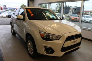 Used 2014 Mitsubishi RVR SE 2RM CVT MAIN LIBRE BAS KILOMÉTRAGE for sale in Lévis, QC