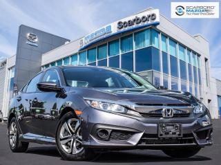 Used 2017 Honda Civic LX w/Honda Sensing|NO ACCIDENTS for sale in Scarborough, ON