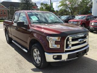 Used 2015 Ford F-150 XLT | 4X4 | Bluetooth for sale in Harriston, ON