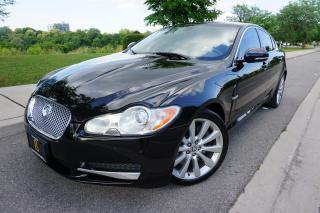 Used 2011 Jaguar XF IMMACULATE / NO ACCIDENTS / LOADED/ LOCALLY OWNED for sale in Etobicoke, ON