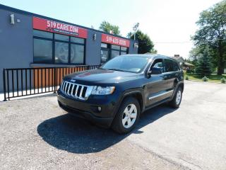 Used 2011 Jeep Grand Cherokee 70th Anniversary|BLACKUP CAMERA|LEATHER|4WD for sale in St. Thomas, ON