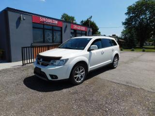 Used 2014 Dodge Journey Limited for sale in St. Thomas, ON