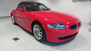 Used 2006 BMW Z4 Roadster 2 portes Z4 3,0i for sale in St-Raymond, QC